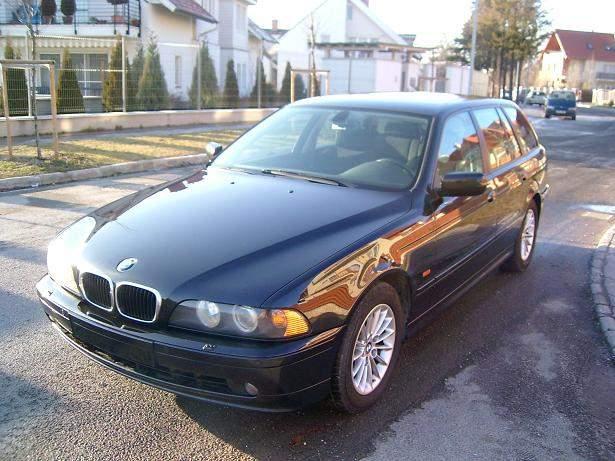 BMW 530D AUT, 16:9 NAVI