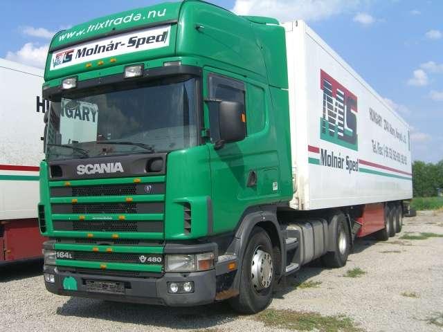 Scania R 164 LA 4*2