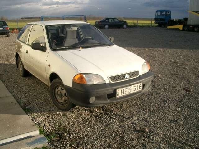 Suzuki Sift 1.3 GL  Van