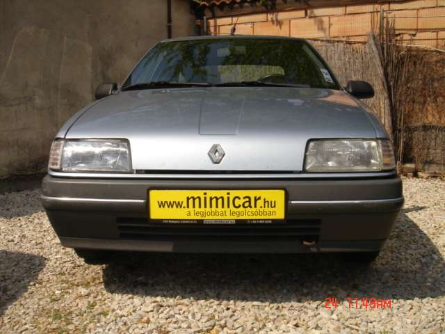 Renault 19 1.7GTS, Napfénytetővel!
