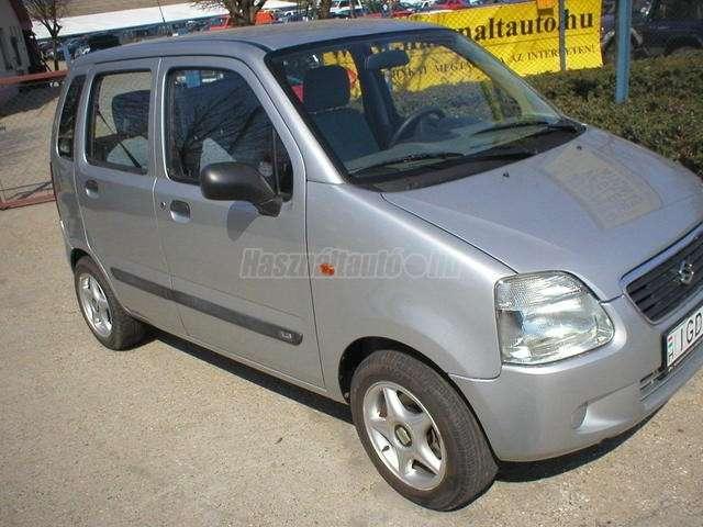 Suzuki Wagon R+ 1.3-16V