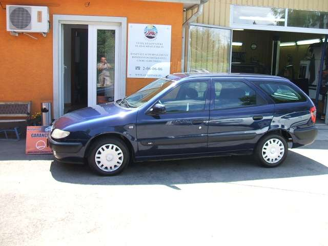 Citroen Xsara Break 1.6i SX