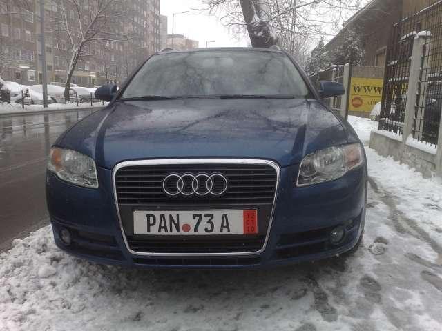 Audi A4 2.0 PDTDI SÉRÜLÉSMENTES