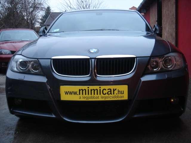 BMW 320 D M-Packet