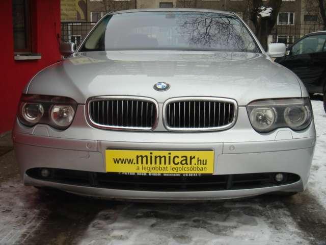 BMW 745i Automata