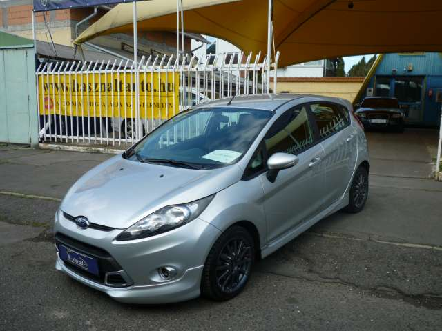 Ford FIESTA 1.4 TDCI SPORT EURO5